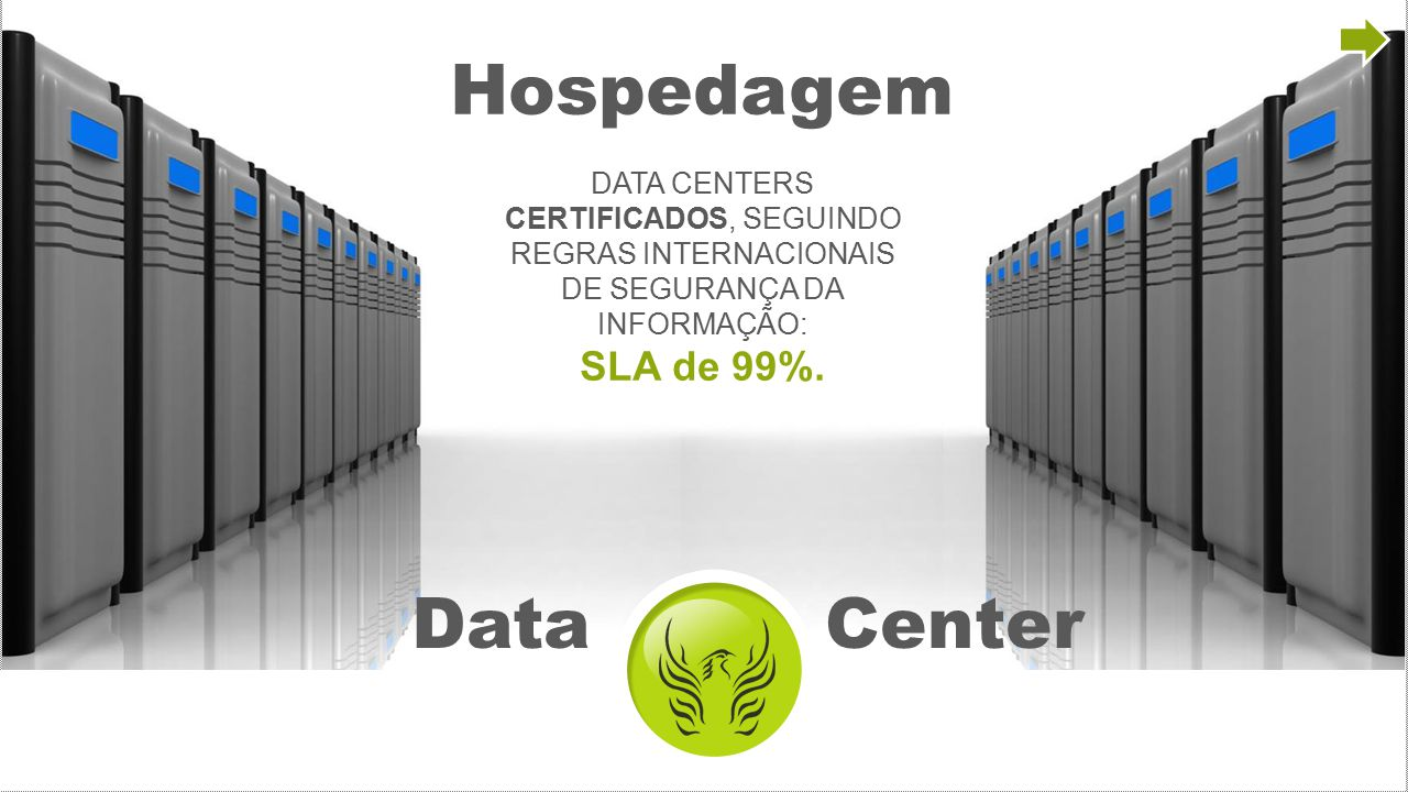 Hospedagem Data Center