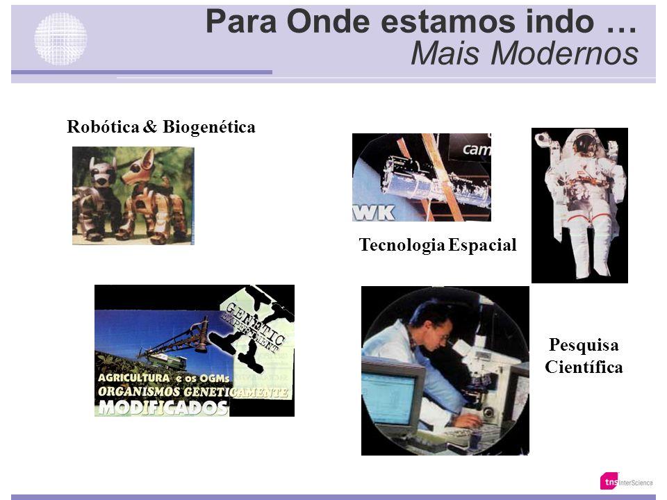 Robótica & Biogenética