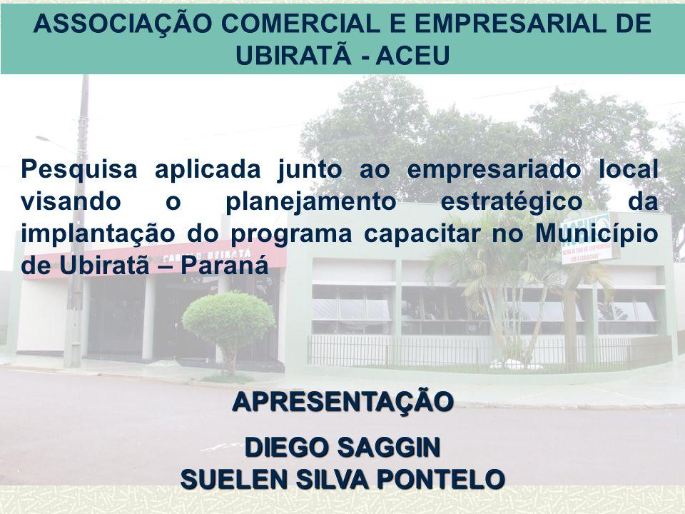 ASSOCIAÇÃO COMERCIAL E EMPRESARIAL DE UBIRATÃ - ACEU