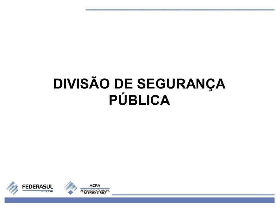 DIVISÃO DE SEGURANÇA PÚBLICA