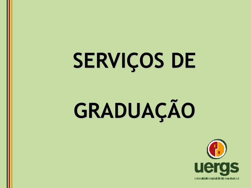 SERVIÇOS DE GRADUAÇÃO 10