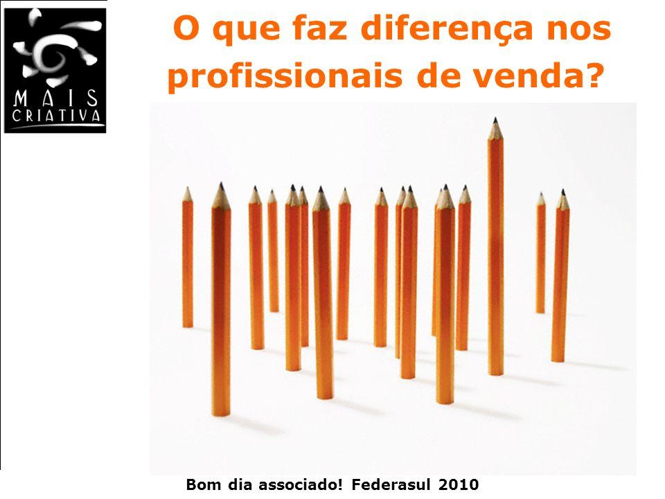 O que faz diferença nos profissionais de venda
