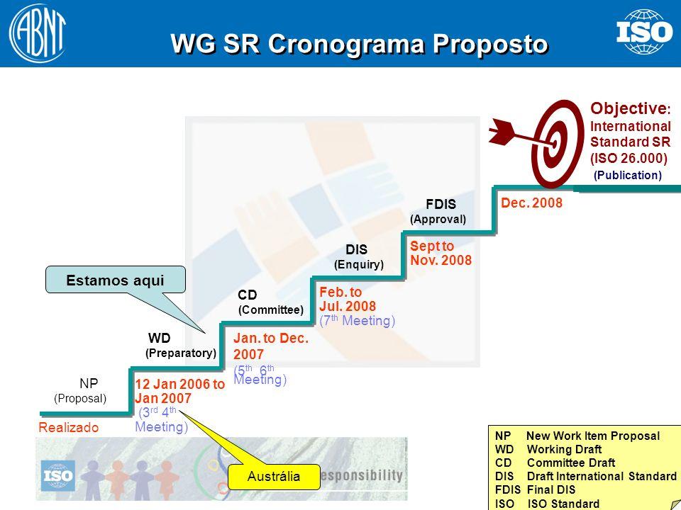 WG SR Cronograma Proposto