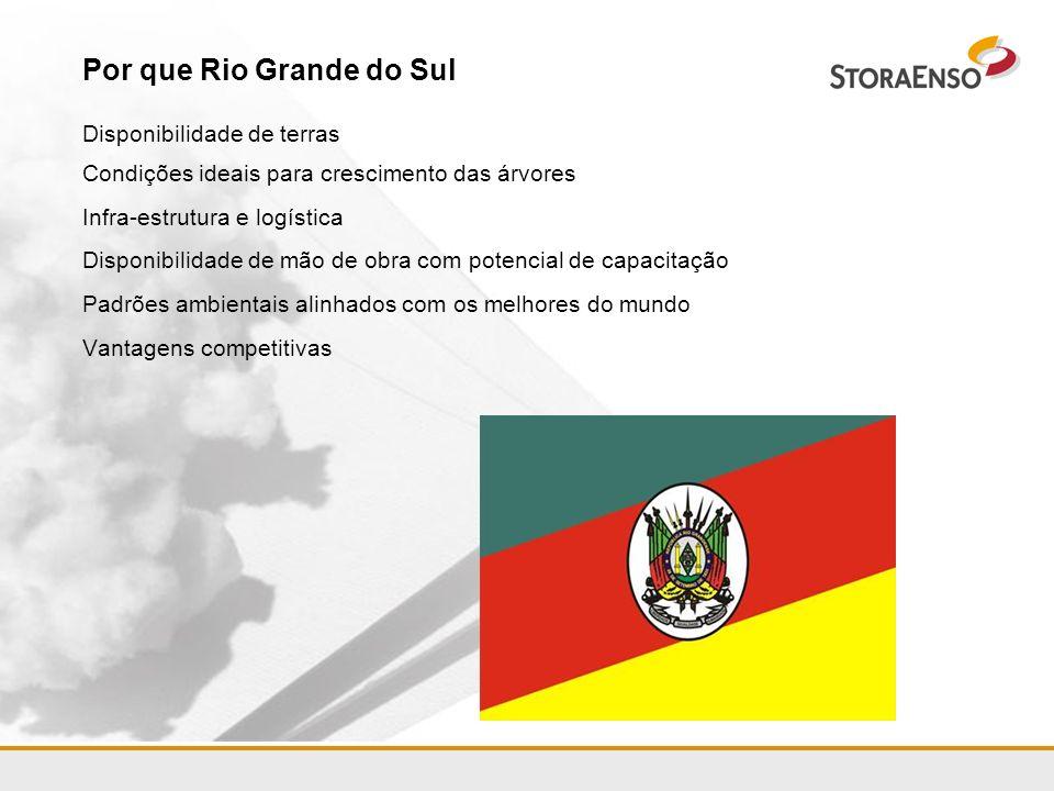 Por que Rio Grande do Sul