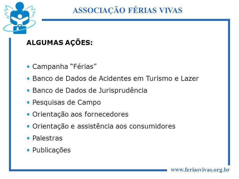 ASSOCIAÇÃO FÉRIAS VIVAS