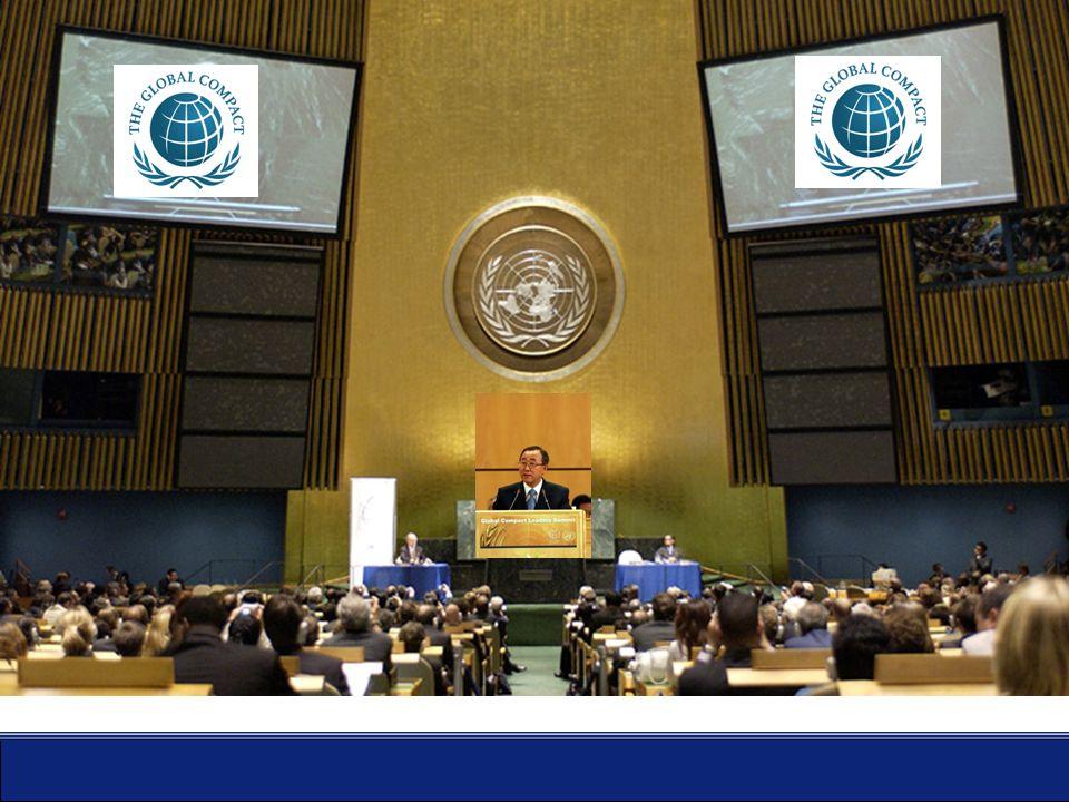 Lancementl du réseau du Pacte Mondial – Côte d'Ivoire (RPMC