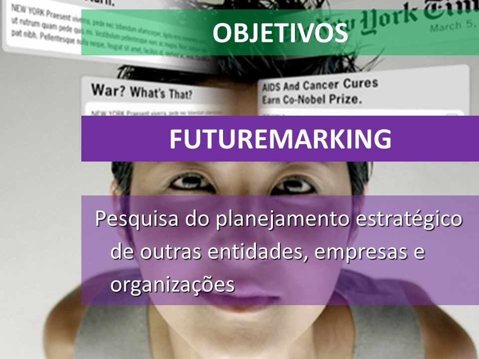 OBJETIVOS FUTUREMARKING