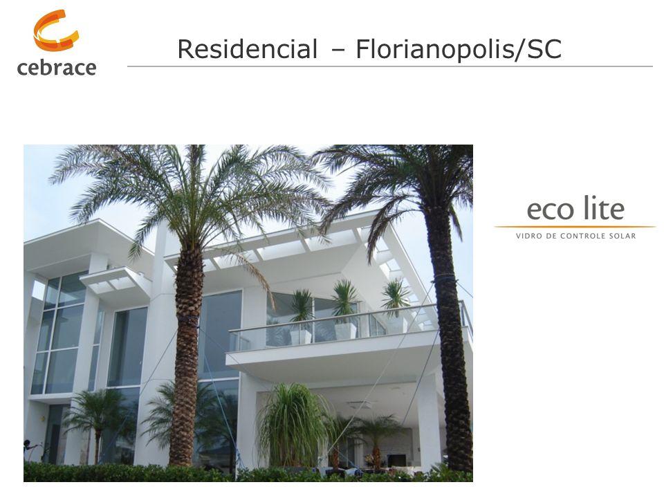 Residencial – Florianopolis/SC