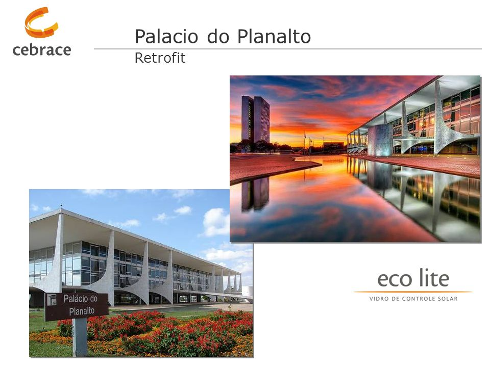Palacio do Planalto Retrofit