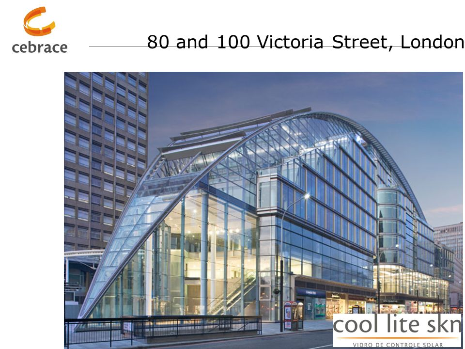 80 and 100 Victoria Street, London