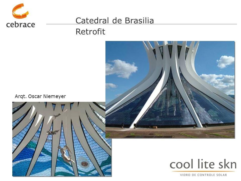 Catedral de Brasilia Retrofit Arqt. Oscar Niemeyer