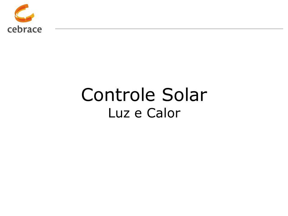 Controle Solar Luz e Calor