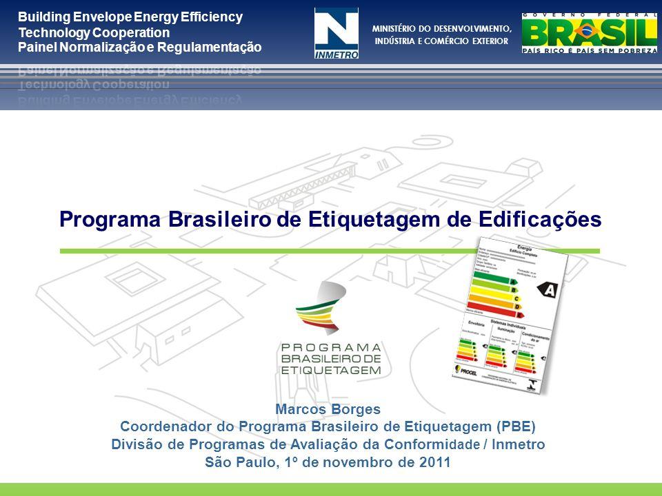 Programa Brasileiro de Etiquetagem de Edificações