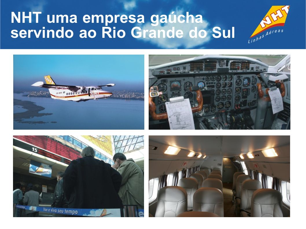 NHT uma empresa gaúcha servindo ao Rio Grande do Sul