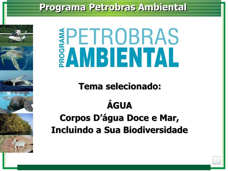Programa Petrobras Ambiental