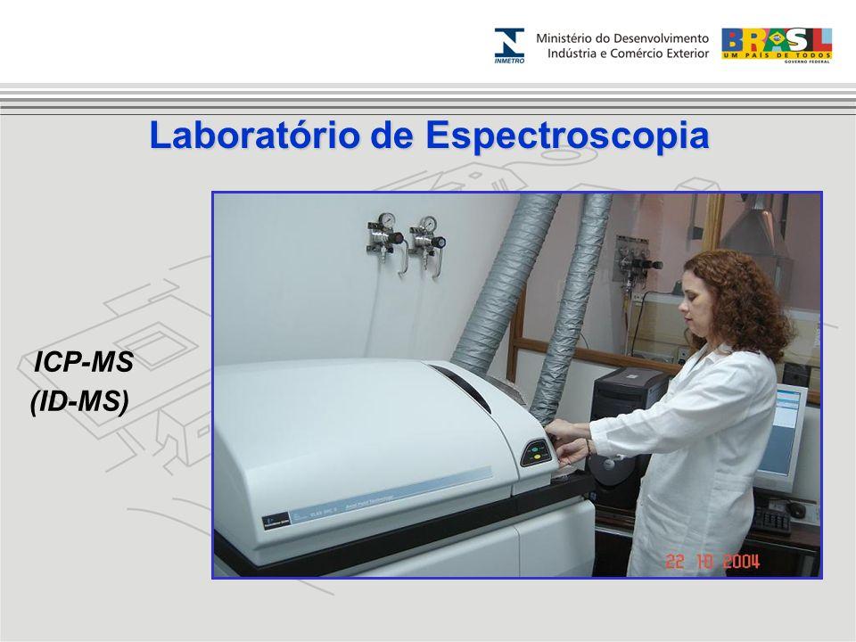 Laboratório de Espectroscopia
