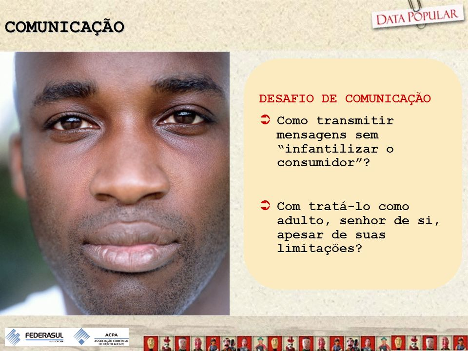 COMUNICAÇÃO DESAFIO DE COMUNICAÇÃO