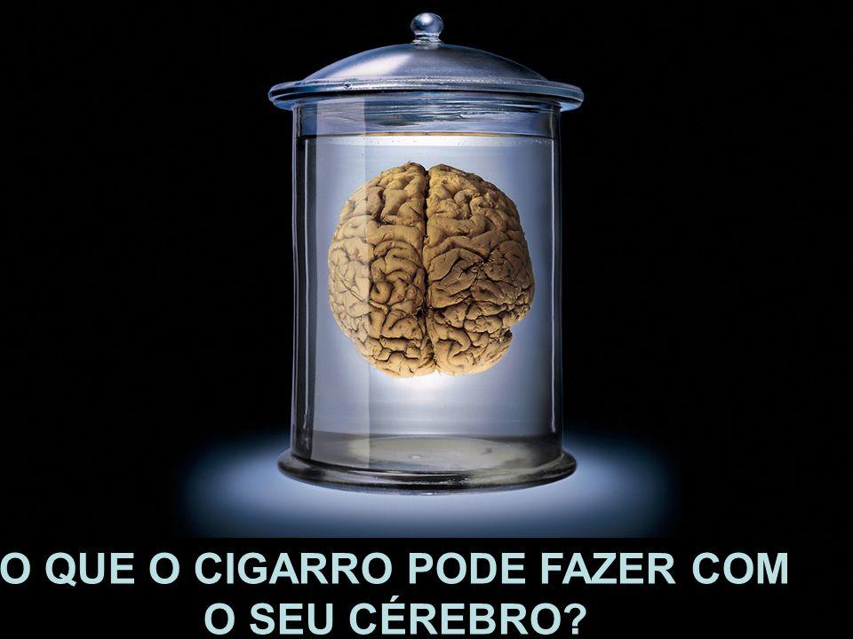 O QUE O CIGARRO PODE FAZER COM