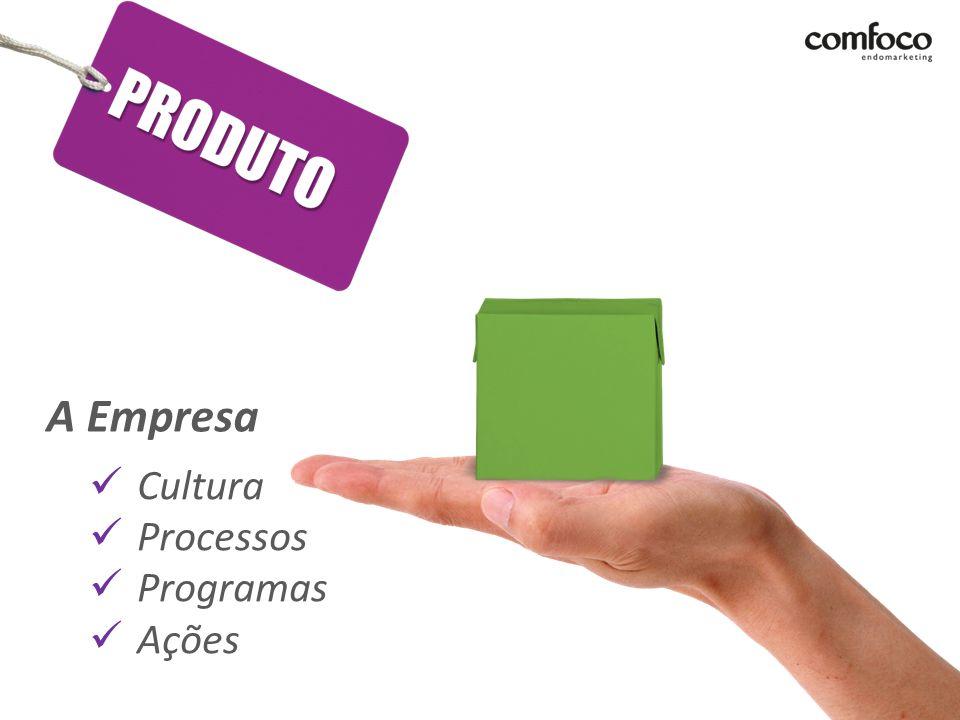Cultura Processos Programas Ações A Empresa