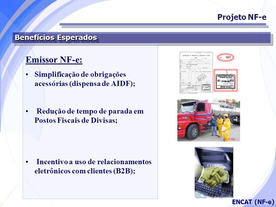 Emissor NF-e: Projeto NF-e