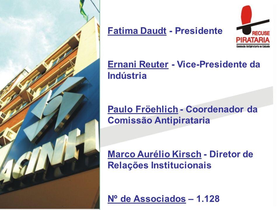 Fatima Daudt - Presidente
