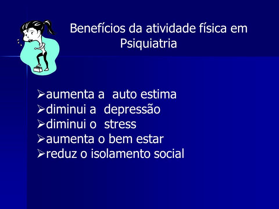 Benefícios da atividade física em