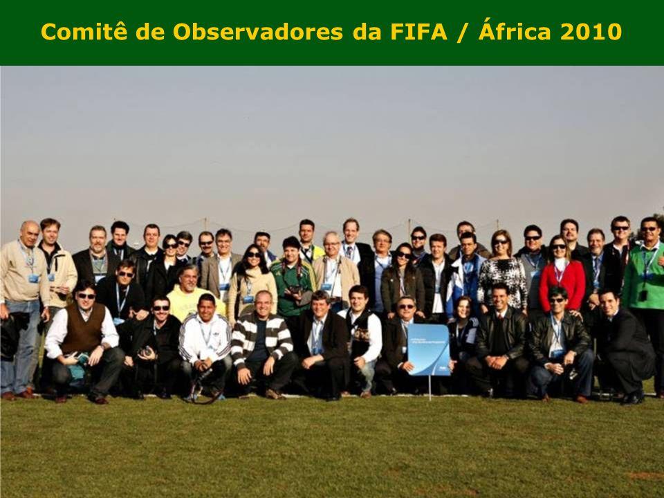 Comitê de Observadores da FIFA / África 2010