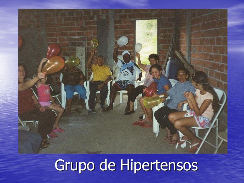 Grupo de Hipertensos
