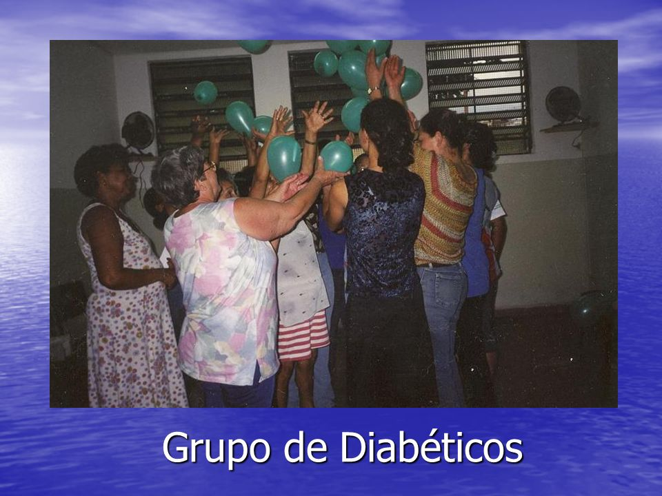 Grupo de Diabéticos