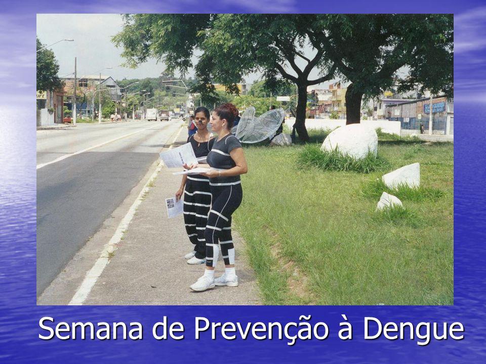 Semana de Prevenção à Dengue