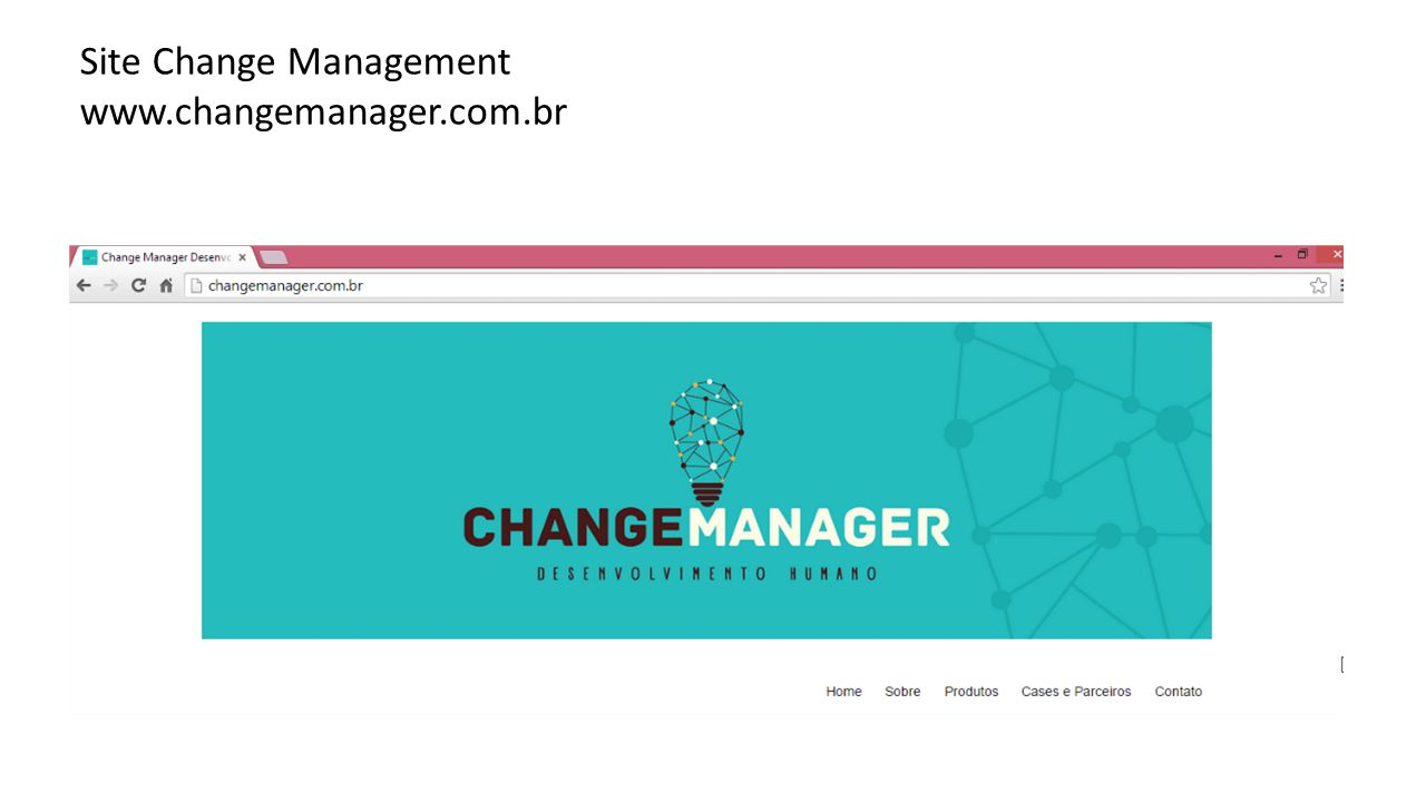 Site Change Management