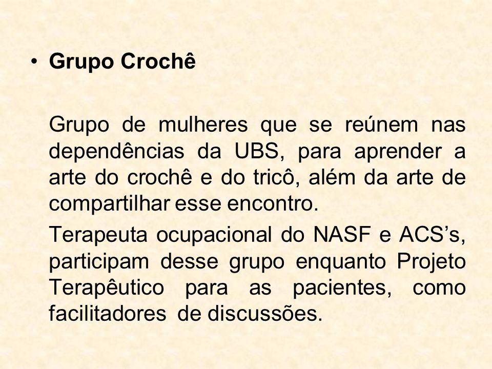 Grupo Crochê