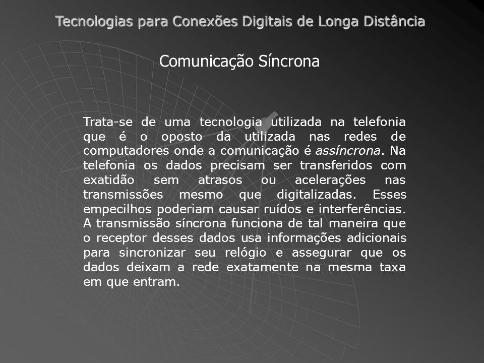 Comunicação Síncrona