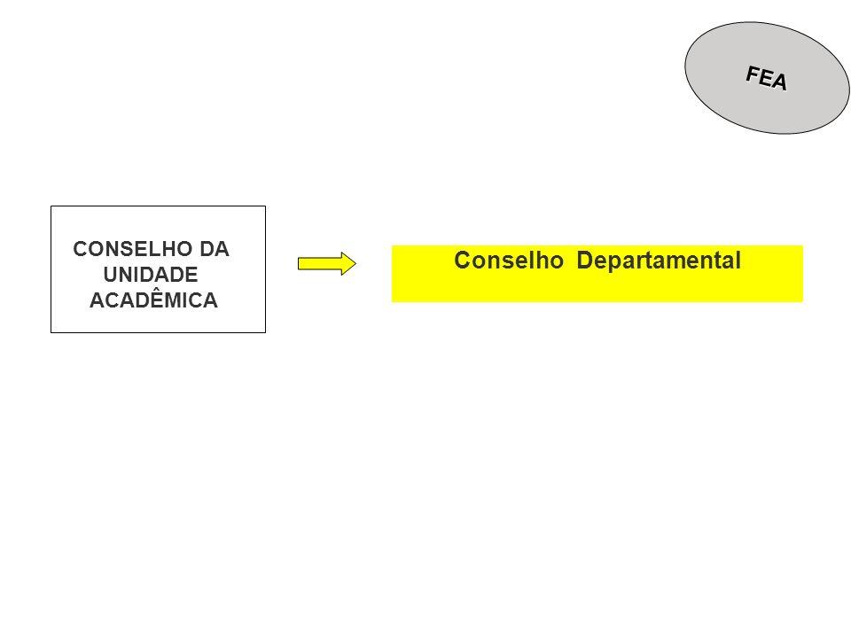 Conselho Departamental
