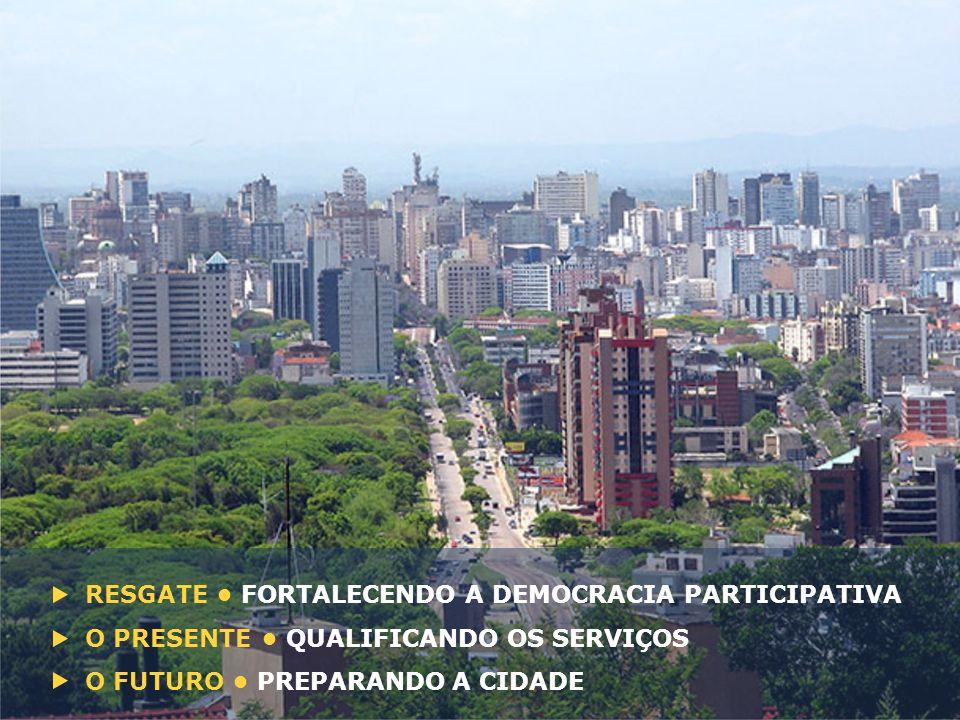 RESGATE • FORTALECENDO A DEMOCRACIA PARTICIPATIVA