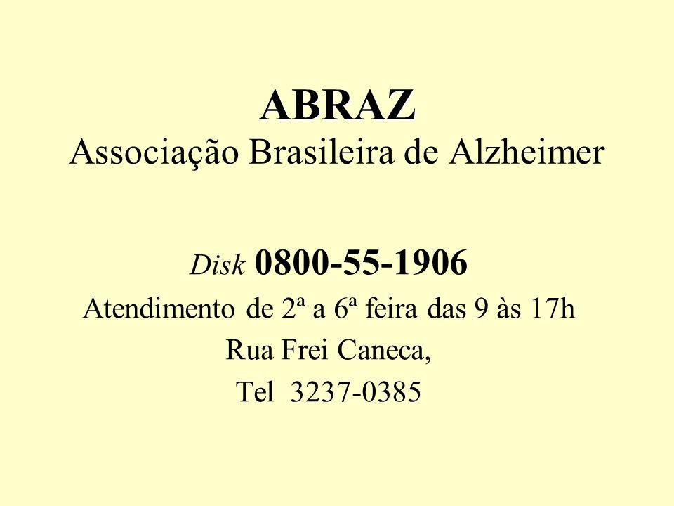 ABRAZ Associação Brasileira de Alzheimer
