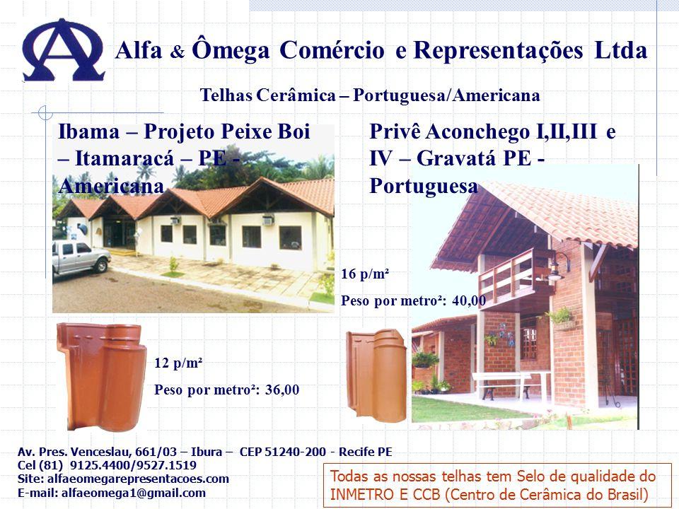 Alfa & Ômega Comércio e Representações Ltda