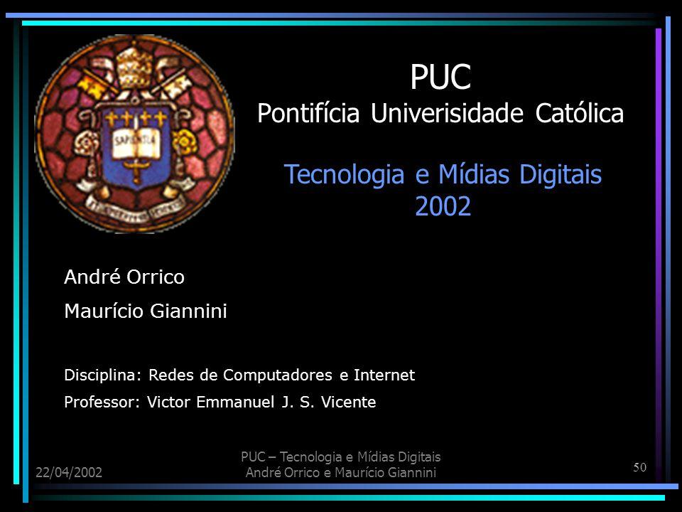 PUC Pontifícia Univerisidade Católica