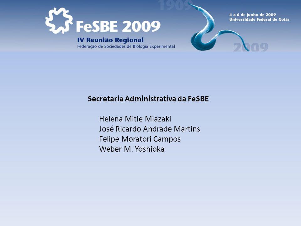 Secretaria Administrativa da FeSBE