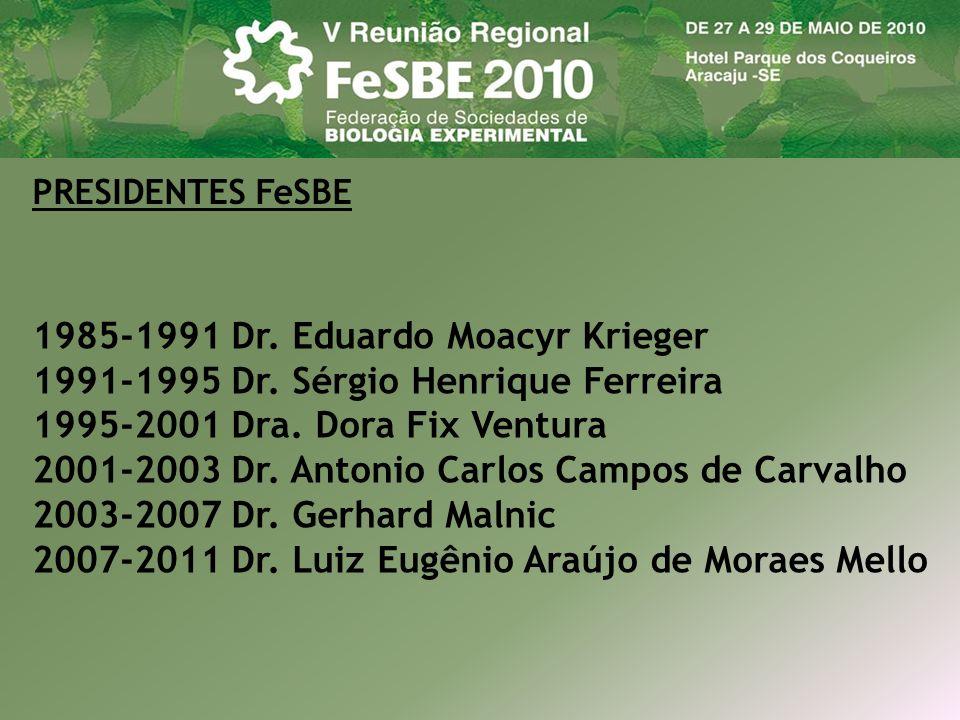 1985-1991 Dr. Eduardo Moacyr Krieger