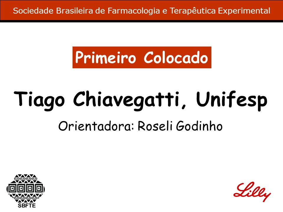 Tiago Chiavegatti, Unifesp