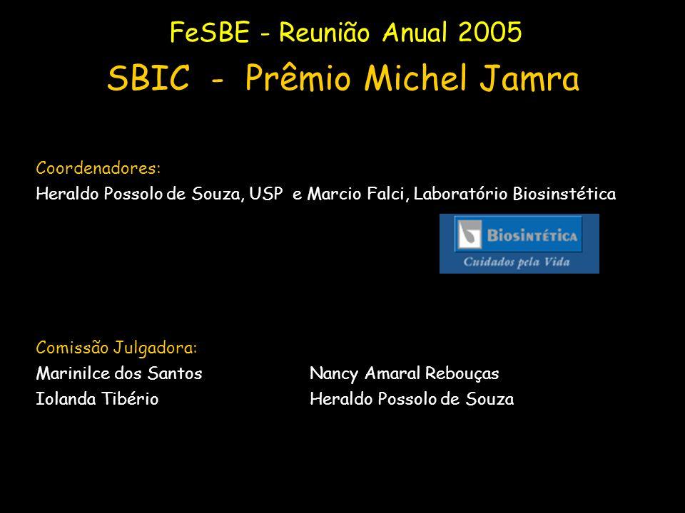 SBIC - Prêmio Michel Jamra