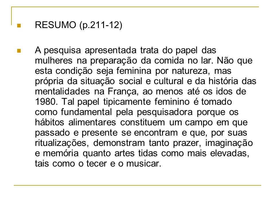 RESUMO (p.211-12)