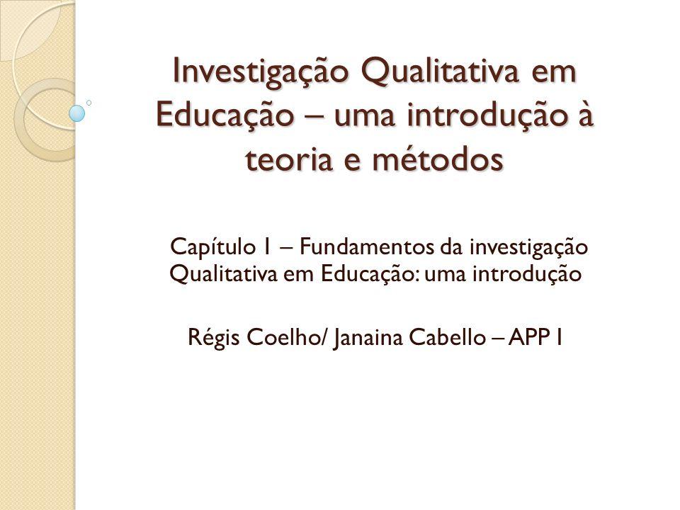Régis Coelho/ Janaina Cabello – APP I