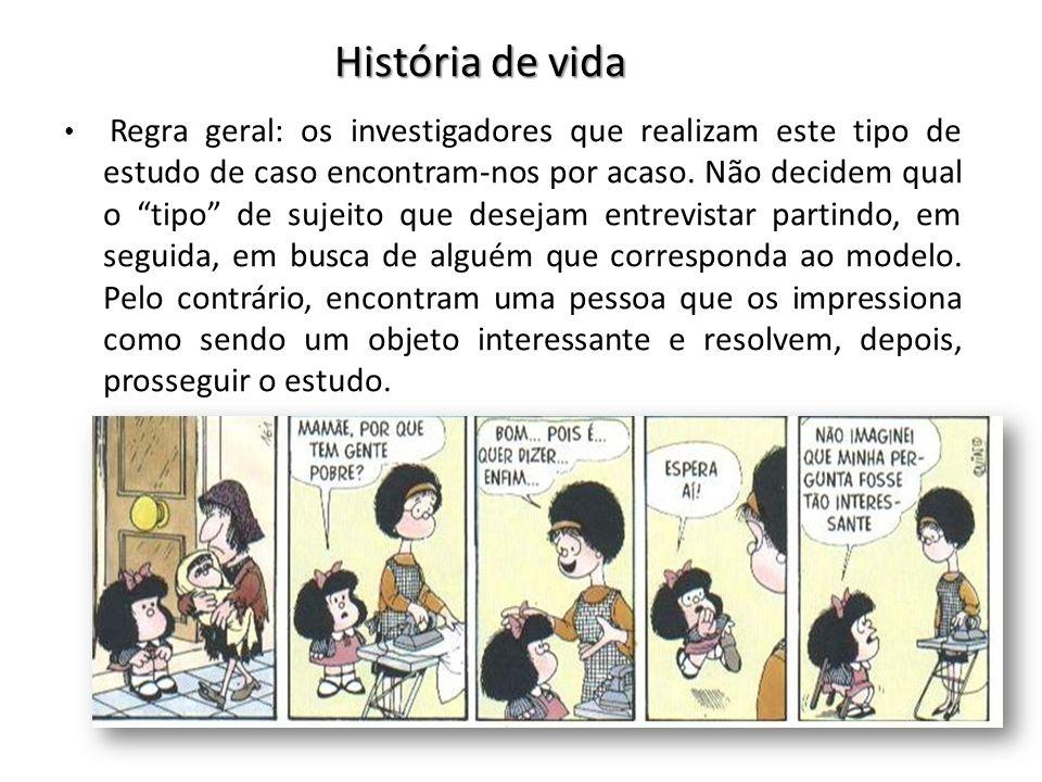 História de vida