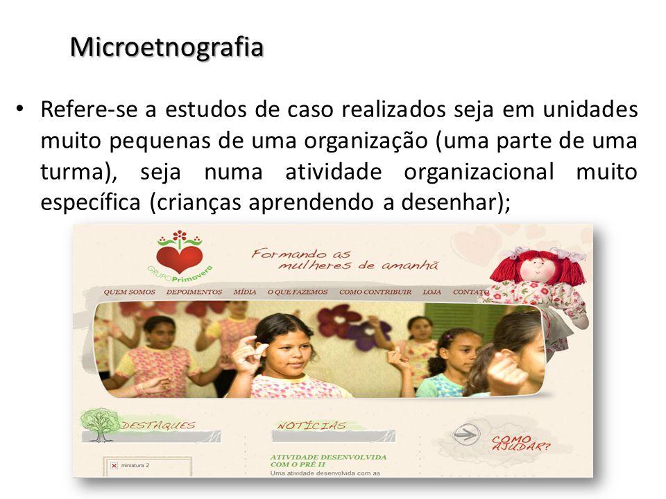 Microetnografia