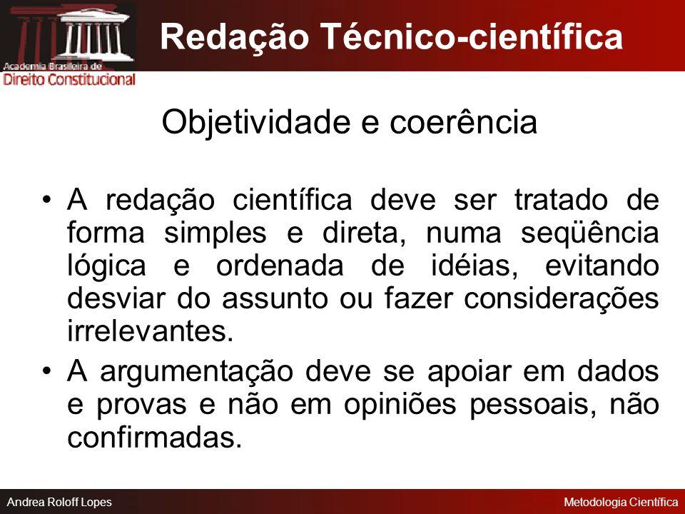 Redação Técnico-científica