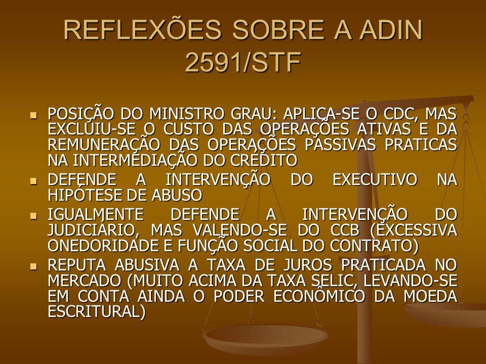 REFLEXÕES SOBRE A ADIN 2591/STF