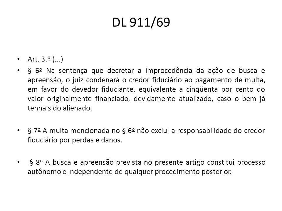 DL 911/69Art. 3.º (...)