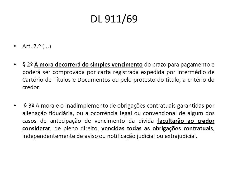 DL 911/69Art. 2.º (...)
